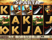 Sparta Spielautomat