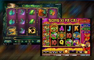 Neue ausgezeichnete Glücksspielautomaten von Play 'N Go und IGT