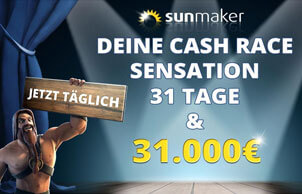 Sunmaker online Casino Review