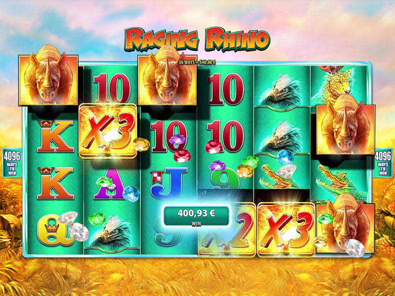 Siberian storm slot machine free play